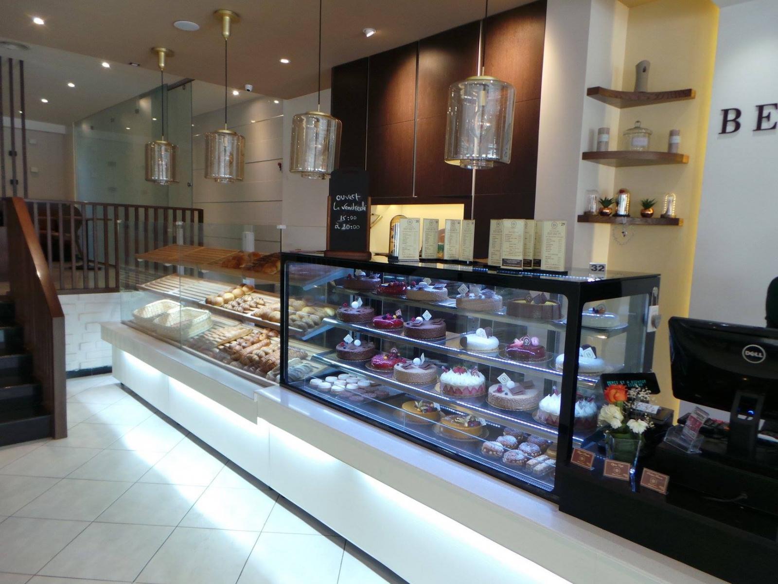 Agencement pâtisserie bekhchi ORAN