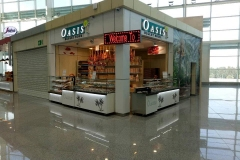 Pastry arrangement OASIS