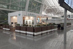 Coffee arrangement daily aeroport ALGER