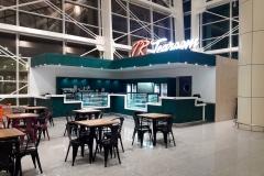 Coffee arrangement tr tea room aeroport ALGER