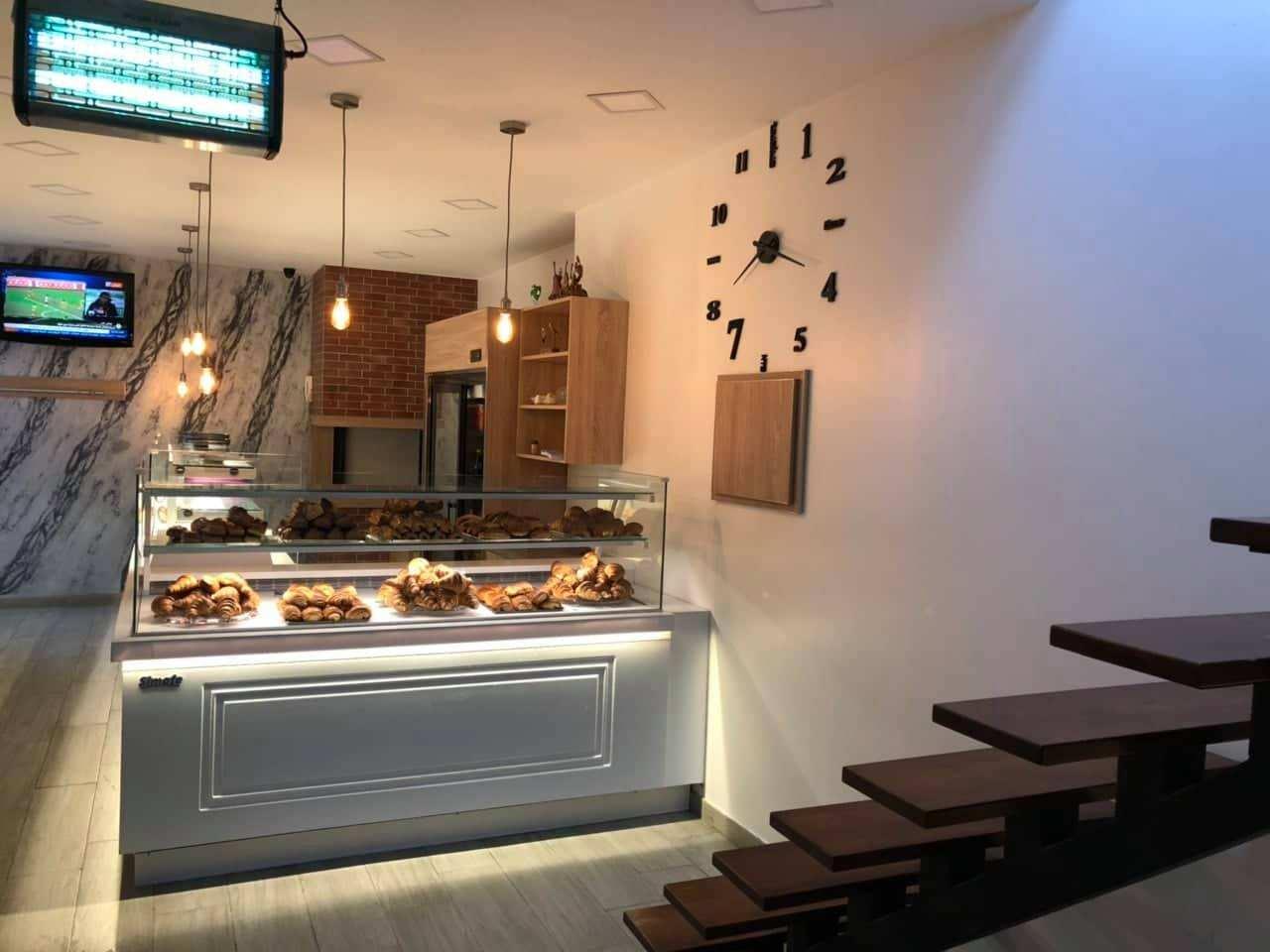 Agencement pâtisserie kassa BEJAIA
